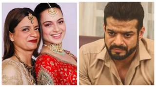Rangoli Chandel calls Karan Patel 'nalla' over his comments on Kangana Ranaut