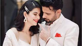 Images: Viraf Patel & Saloni Khanna are now married