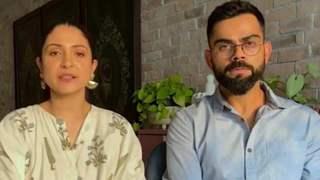 Video: Anushka-Virat donate 2 Crores for Covid-relief, start fundraiser