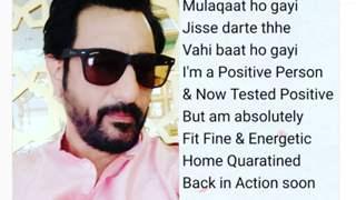 Sasural Simar Ka 2 actor Rajev Paul tests positive for COVID-19