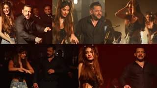 Electrifying performance, lots of masti: BTS from Radhe track shoot: Salman reveals deets