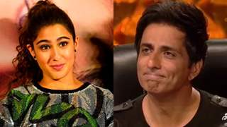 Sonu Sood reacts to Sara Ali Khan's contribution; Calls her a ...