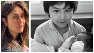 Kareena finally shares a full glimpse of her second born with Taimur on Mother's Day