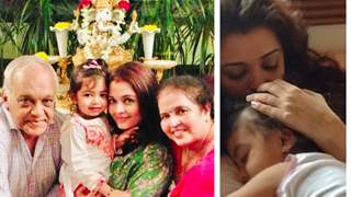 Aishwarya Rai Bachchan shares heartwarming throwback pictures of her 'love and life' Aaradhya on Mother's Day