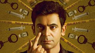 Sunflower: Sunil Grover with squint eyes in first look from murder mystery show