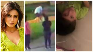 Shweta Tiwari posts two unseen videos of Abhinav Kohli 'snatching his son' from her' to tell the 'truth'