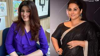 """Twinkle Khanna thanks Vidya Balan """"For quietly helping those in need""""; shares an appreciation post!"""