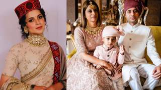 """Kangana Ranaut pens a heartwarming note for sister Rangoli on her 10th wedding anniversary; says, """"thank you for being so wonderful"""""""