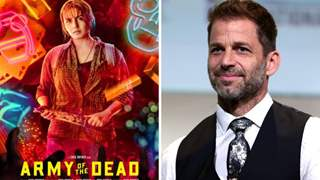 Zack Snyder calls Huma Qureshi 'amazing actress', Praises her act in Army of the Dead