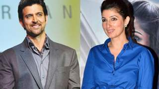 Twinkle Khanna gives 'a big shout-out' to her neighbour Hrithik Roshan for his contribution amid the Covid-19 crisis!
