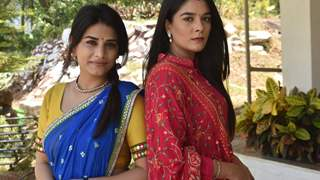 Bhumika Gurung: This is the first time I am working with Pooja and she is a delight