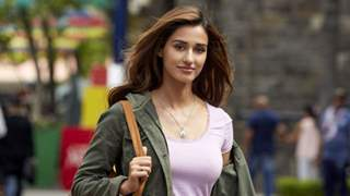 Disha Patani shares a glimpse of her candid moment with Prabhudeva, ahead of Radhe's release!