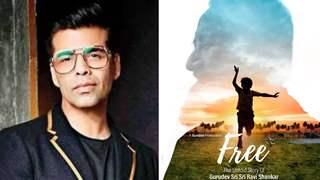 Karan Johar announces film on Sri Sri Ravi Shankar; To get adapted in 21 languages
