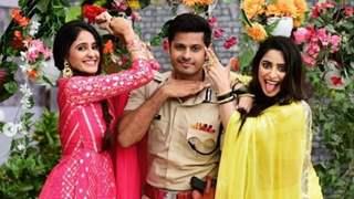Neil Bhatt, Ayesha Singh and Aishwarya Sharma on Ghum Hai Kisikey Pyaar Meiin topping the charts