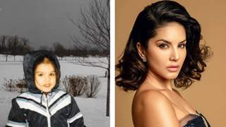 On Sunny Leone's birthday, husband Daniel Weber shares unseen childhood picture