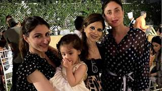 Saba shares 'Hidden Treasure' from her picture album; Twins with Kareena and Soha in unseen pic!