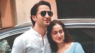Shaheer Sheikh on cancelling reception due to pandemic, apprehension about shoot and Ruchikka's pregnancy