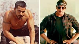 Salman Khan was shocked after Gautam Gulati hit him slightly during Radhe shoot