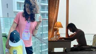 Tahira Kashyap reveals all her favourite things; shares candid picture of hubby Ayushmann Khurrana aka her 'hot boy'