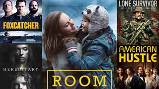 Horror, Drama, Thriller, take your pick from the five coolest titles this week!