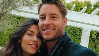 'This Is Us' star Justin Hartley ties the knot with Sofia Pernas