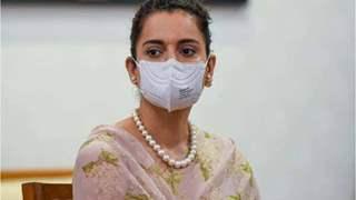 Kangana Ranaut tests COVID negative, but won't reveal how she beat the virus