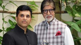 Amitabh Bachchan and Anand Pandit collaborate to set up a 25-bed Covid-19 Care Centre with oxygen supply!