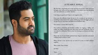 """Jr. NTR shares important statement ahead of 37th birthday: """"Biggest gift you can give is..."""""""