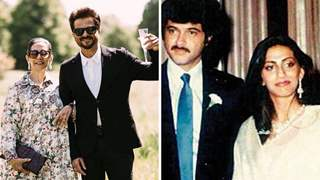 """""""You are the bedrock of our combined families"""": Anil Kapoor celebrates wedding anniversary with Wife Sunita"""