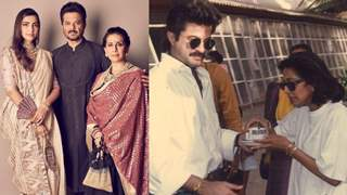 """Sonam Kapoor pens a heartwarming note for Anil-Sunita on their 37th wedding anniversary: """"Love and family champions everything"""""""