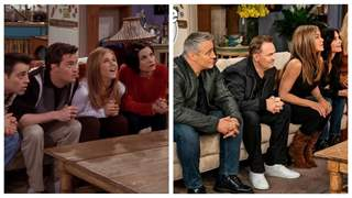 Special Inside Photos from the 'Friends Reunion'
