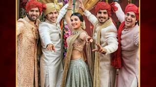 Pandya Store actors Kinshuk Mahajn, Shiny Doshi and Kanwar Dhillon on clocking 100 episodes