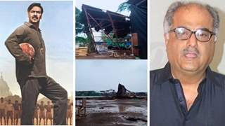 """""""Have incurred expense of 30 Crores"""": Boney Kapoor on Maidaan set damaged third time"""