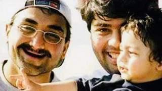 Karan Johar shares priceless baby picture of Aryan Khan on Aditya Chopra's 50th birthday