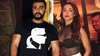 """Arjun Kapoor speaks about his relationship with Malaika and respecting her past: """"I do what she's comfortable"""