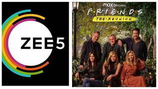 Zee5 to exclusively stream 'Friends: The Reunion' in India