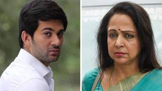 Karan Deol talks about step grandmother Hema Malini, Confesses watching 'one or two' of her films
