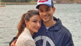 Soha Ali Khan pens a moving note for hubby Kunal Kemmu; shares a video of unseen moments on his birthday!