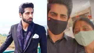 Ishq Mein Marjawan 2 actor Rrahul Sudhir's mother passes away