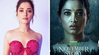 """Tamannaah Bhatia overwhelmed by success of crime thriller 'November Story': """"It has been extremely inspiring"""""""
