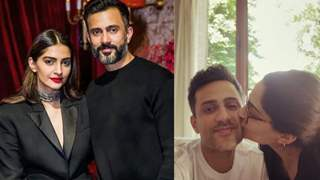 Sonam Kapoor's comment on hubby Anand's 'anniversary post' grabs attention; says 'come to bed now'