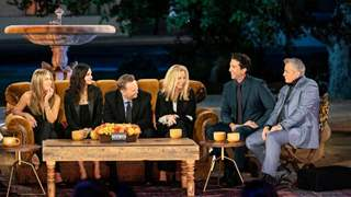 Friends: The Reunion: The one where Jennifer, David, Lisa and company make you feel bittersweet with nostalgia