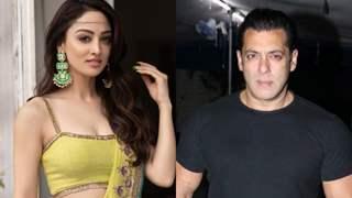 Sandeepa Dhar on her equation with Salman Khan and recreating 'Munni Badnaam' in 'Chattis Aur Maina'!