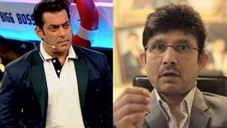 """KRK denies apologising to Salman Khan; Claims """"More than 20 Bollywood people"""" are supporting him"""