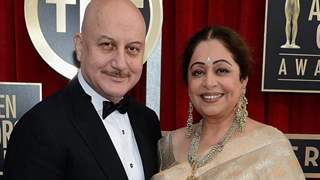 Anupam Kher blasts at journalist for making insensitive remarks over his wife Kirron Kher's illness
