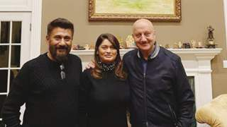 Anupam Kher, Pallavi Joshi, Vivek Agnihotri and other Bollywood celebs join hands for Covid-19 relief fund