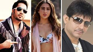 Mika reveals yelling at KRK after he said wrong things about Sara Ali Khan