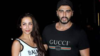 """Arjun Kapoor reveals girlfriend Malaika Arora knows him the best; says """"My girlfriend knows me inside out"""""""