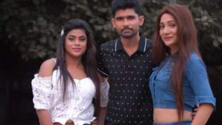 Navya Singh and Qaseem Haider Qaseem come together for yet another music video