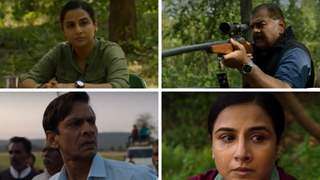 Sherni Trailer: Vidya Balan's mission to resolve the man-animal conflict is intriguing